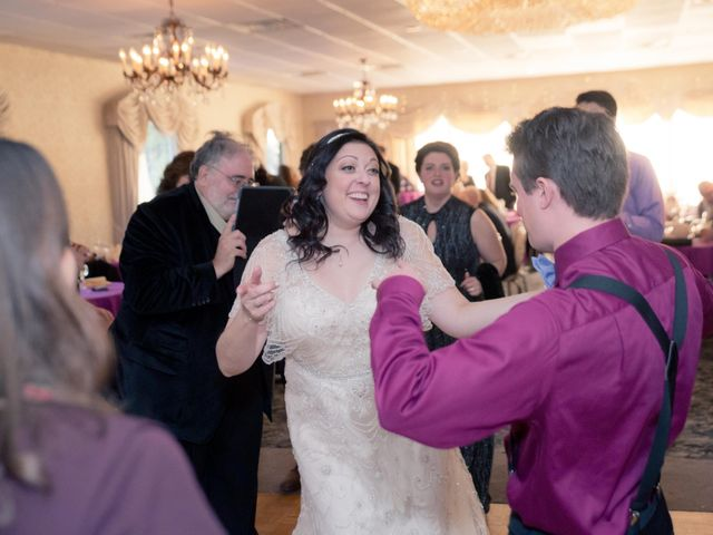 Eric and Erin's Wedding in Woodcliff Lake, New Jersey 34