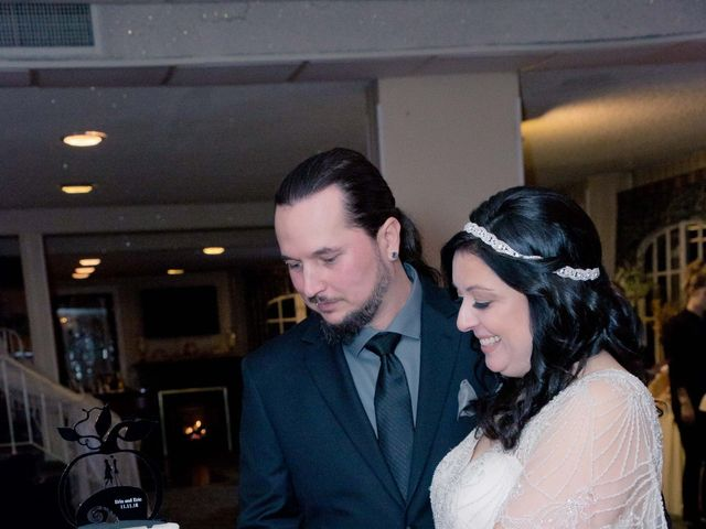 Eric and Erin's Wedding in Woodcliff Lake, New Jersey 43