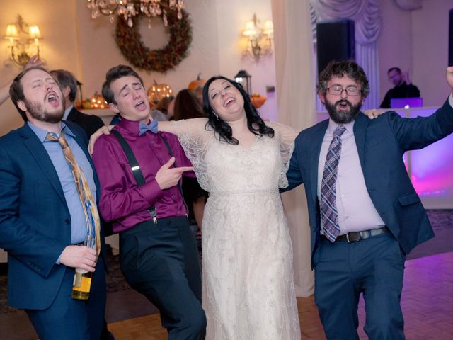 Eric and Erin's Wedding in Woodcliff Lake, New Jersey 48