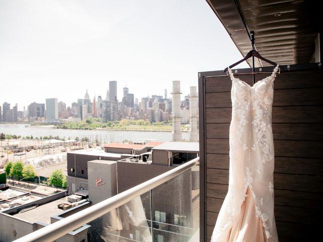 Ryan and Erin's Wedding in Long Island City, New York 1