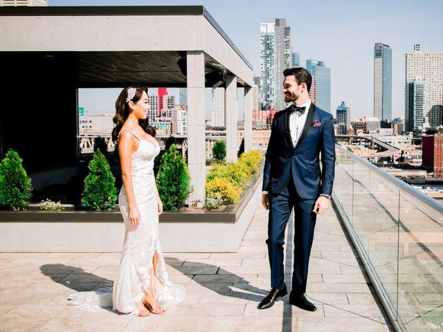 Ryan and Erin's Wedding in Long Island City, New York 10