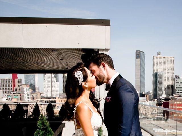 Ryan and Erin's Wedding in Long Island City, New York 12