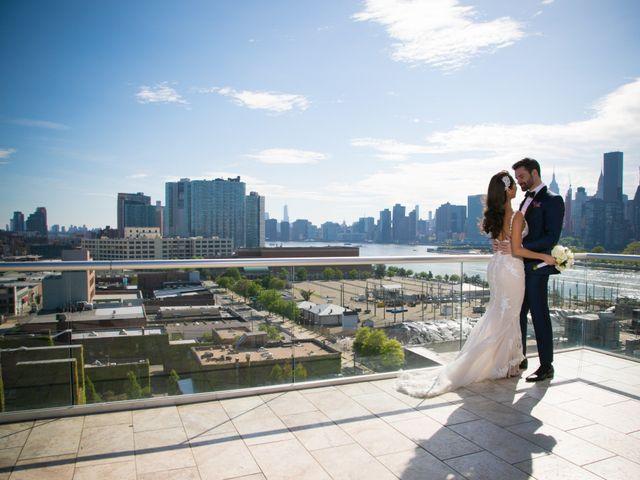 Ryan and Erin's Wedding in Long Island City, New York 13