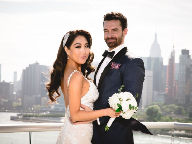 Ryan and Erin's Wedding in Long Island City, New York 14