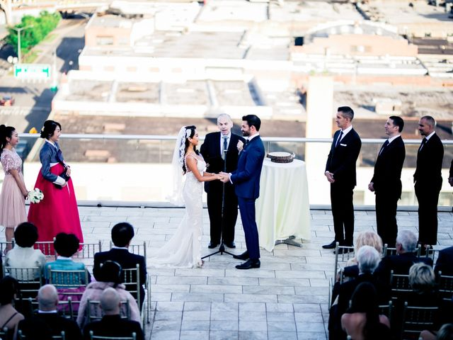 Ryan and Erin's Wedding in Long Island City, New York 17
