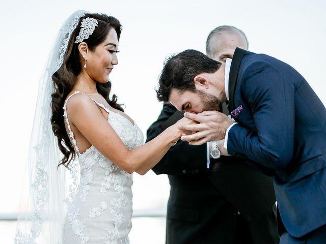 Ryan and Erin's Wedding in Long Island City, New York 18