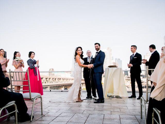 Ryan and Erin's Wedding in Long Island City, New York 24