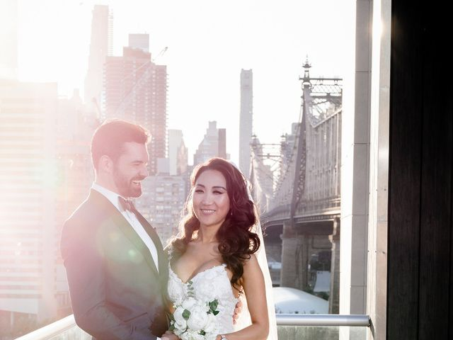 Ryan and Erin's Wedding in Long Island City, New York 25