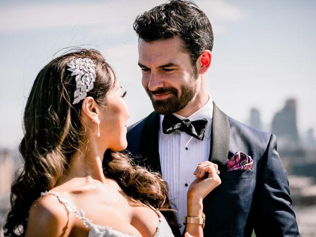 Ryan and Erin's Wedding in Long Island City, New York 32