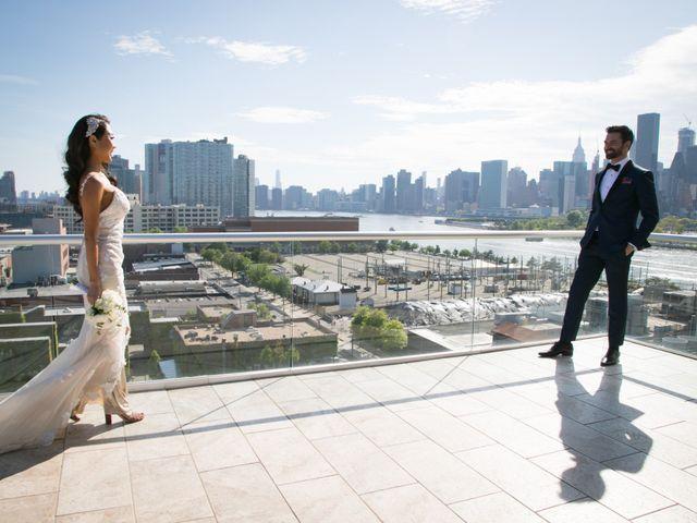 Ryan and Erin's Wedding in Long Island City, New York 39