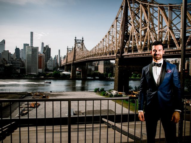 Ryan and Erin's Wedding in Long Island City, New York 40