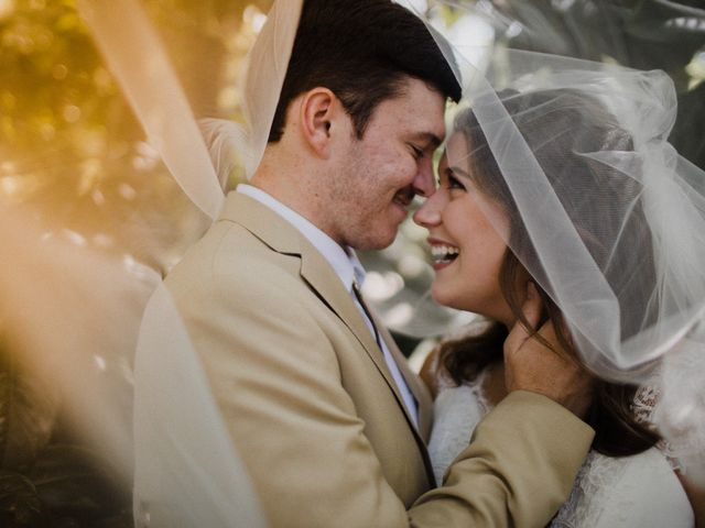 The wedding of Ginny and Jake