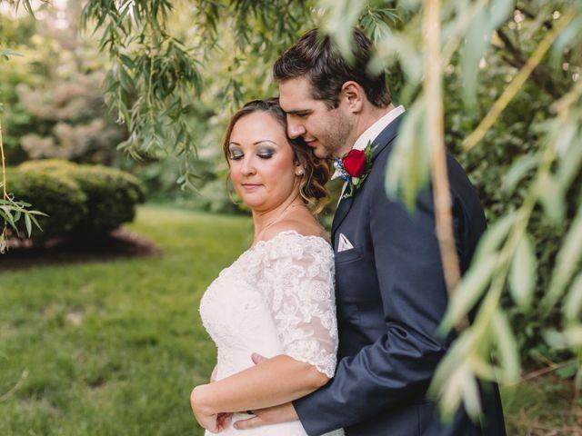 The wedding of Jon and Kelsey