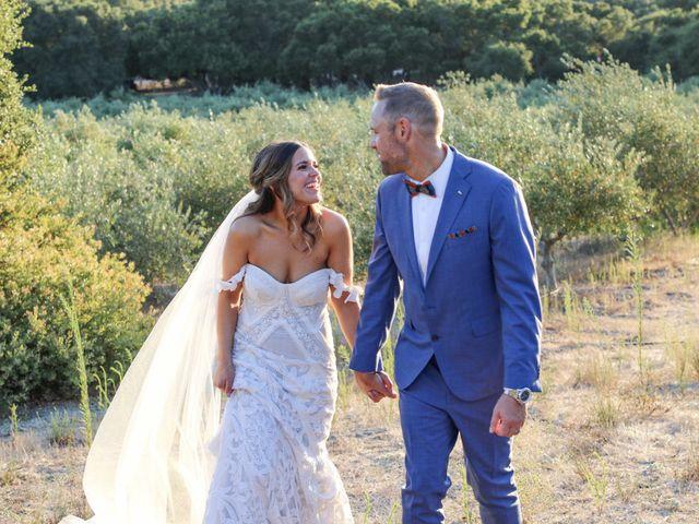 The wedding of Bianka and Eric