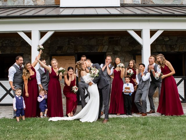 Nick and Aicha's Wedding in Baltimore, Maryland 20