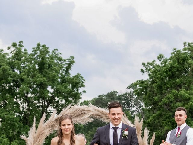 Nick and Aicha's Wedding in Baltimore, Maryland 35