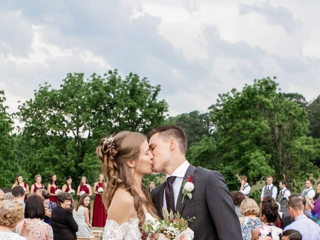 Nick and Aicha's Wedding in Baltimore, Maryland 37