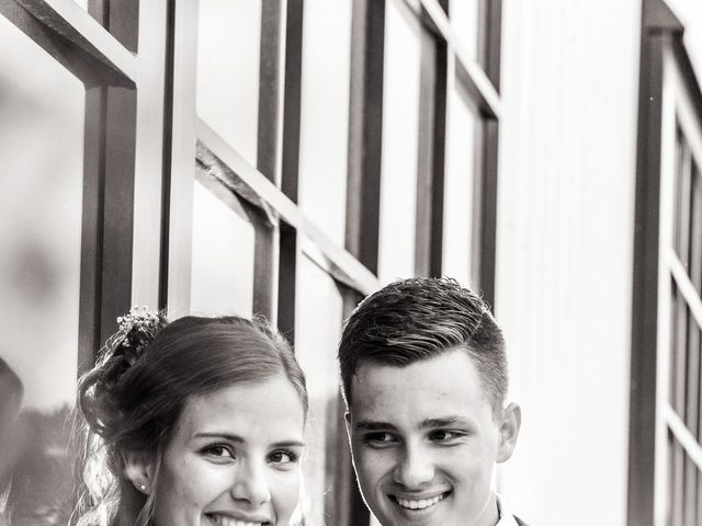 Nick and Aicha's Wedding in Baltimore, Maryland 43
