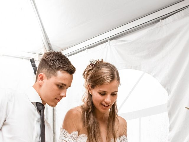Nick and Aicha's Wedding in Baltimore, Maryland 53