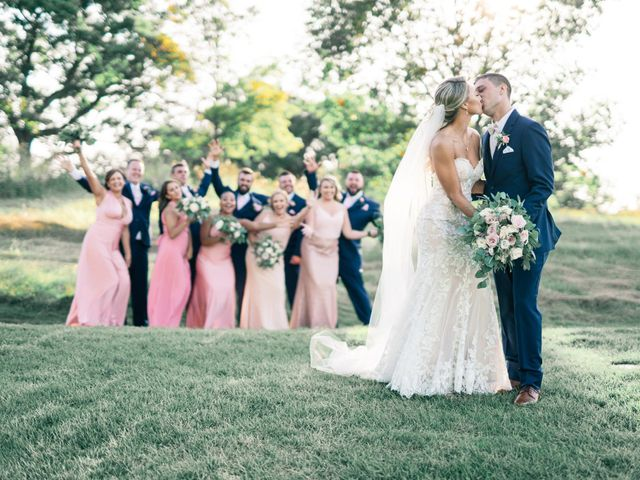 David and Elizabeth's Wedding in Lemont, Illinois 1