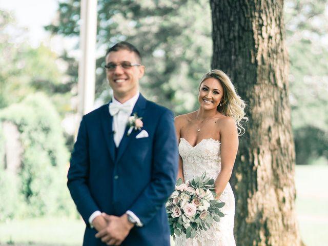 David and Elizabeth's Wedding in Lemont, Illinois 14
