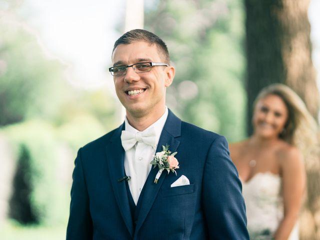 David and Elizabeth's Wedding in Lemont, Illinois 15
