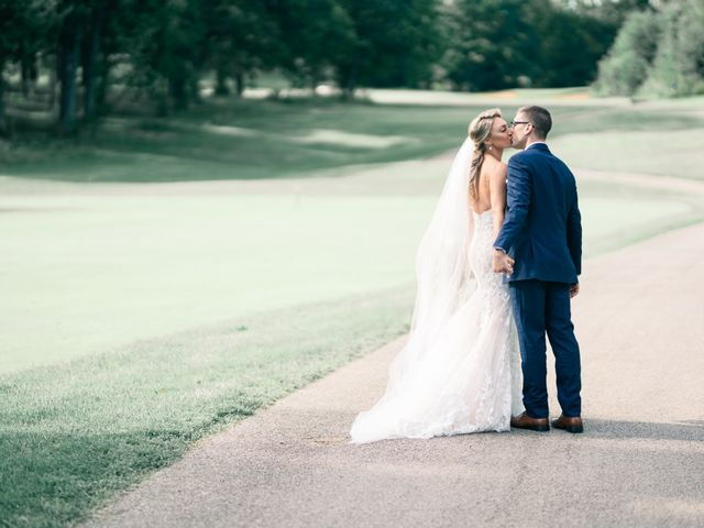 David and Elizabeth's Wedding in Lemont, Illinois 19