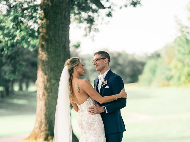 David and Elizabeth's Wedding in Lemont, Illinois 20