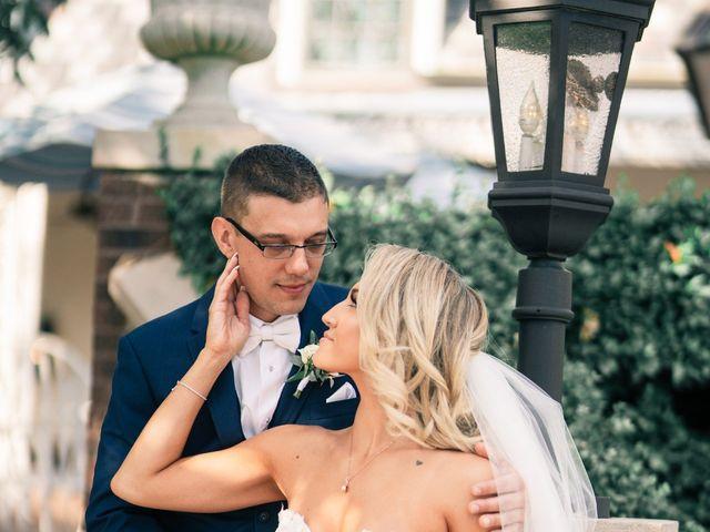 David and Elizabeth's Wedding in Lemont, Illinois 26