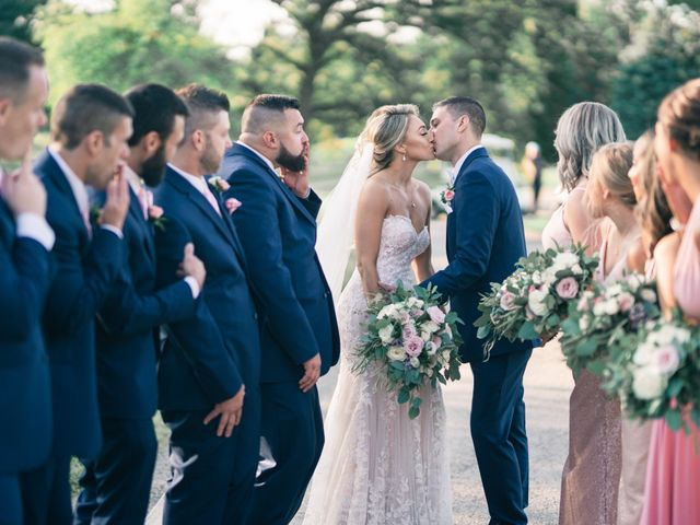 David and Elizabeth's Wedding in Lemont, Illinois 31
