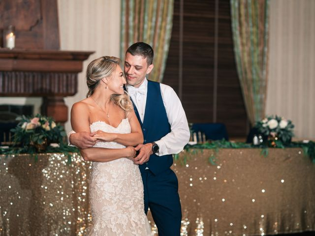 David and Elizabeth's Wedding in Lemont, Illinois 39