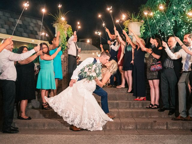 David and Elizabeth's Wedding in Lemont, Illinois 41