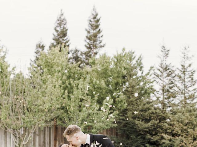 Alex and Seth's Wedding in Elk Grove, California 5