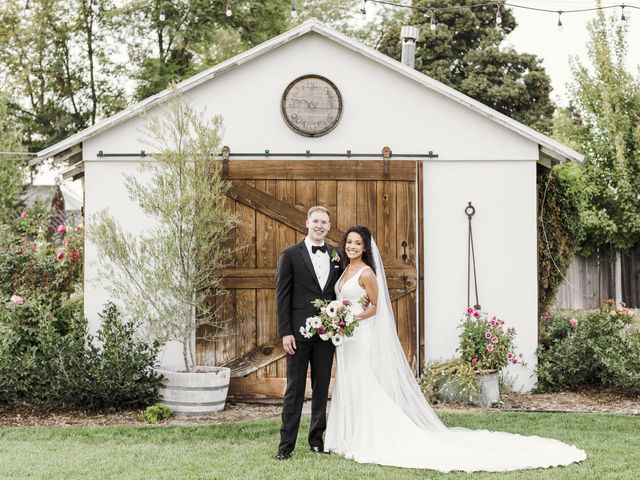 Alex and Seth's Wedding in Elk Grove, California 2