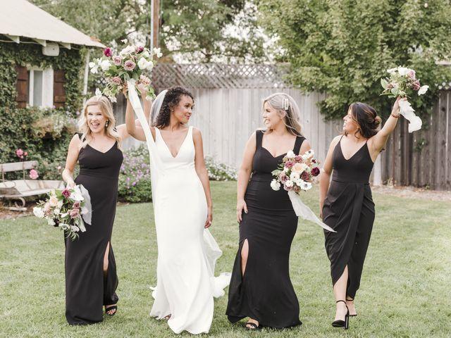 Alex and Seth's Wedding in Elk Grove, California 7