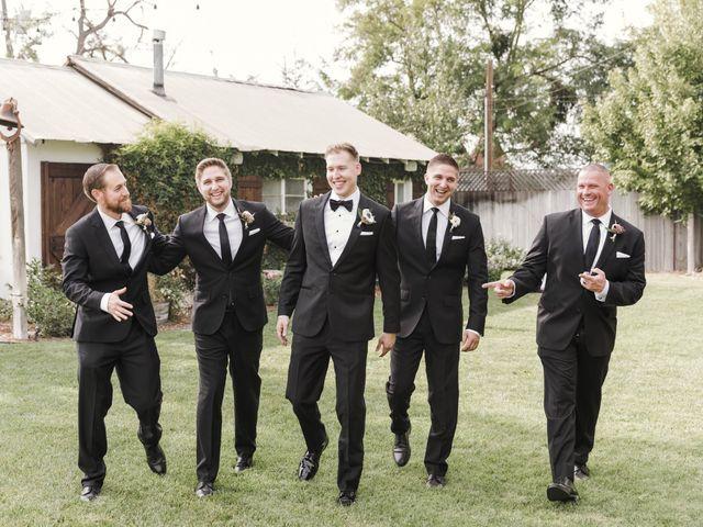 Alex and Seth's Wedding in Elk Grove, California 8
