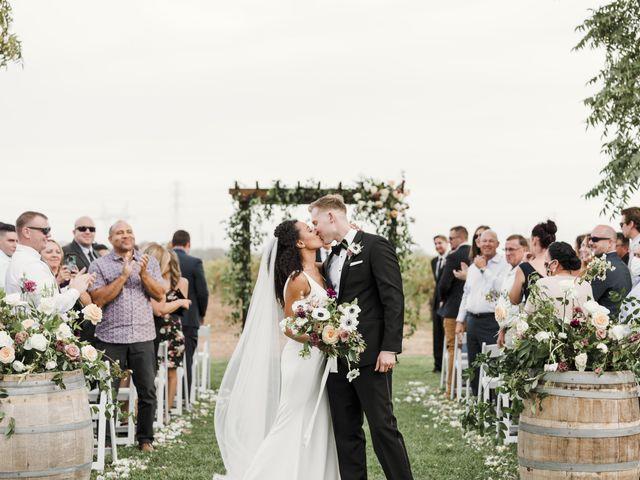 Alex and Seth's Wedding in Elk Grove, California 9