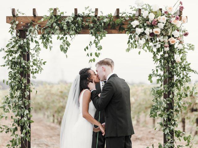 Alex and Seth's Wedding in Elk Grove, California 11