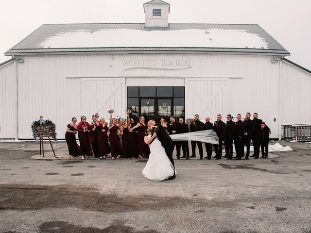 Marycay and Justin's Wedding in Prospect, Pennsylvania 4