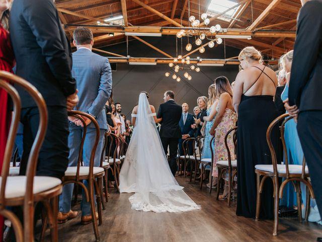 Will and Hamilton's Wedding in Santa Ana, California 7