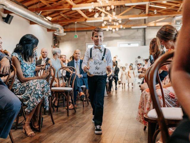 Will and Hamilton's Wedding in Santa Ana, California 8