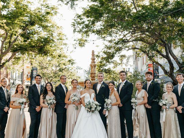 Will and Hamilton's Wedding in Santa Ana, California 9