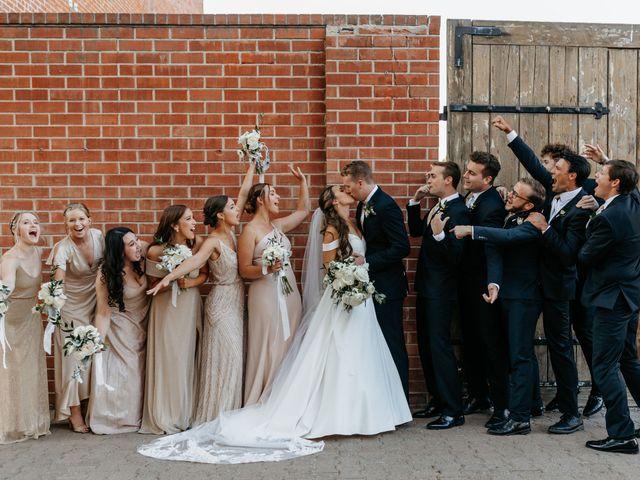 Will and Hamilton's Wedding in Santa Ana, California 10