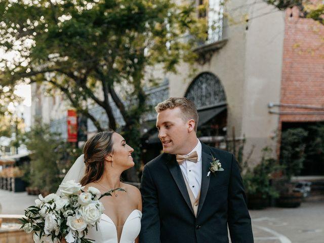 Will and Hamilton's Wedding in Santa Ana, California 11