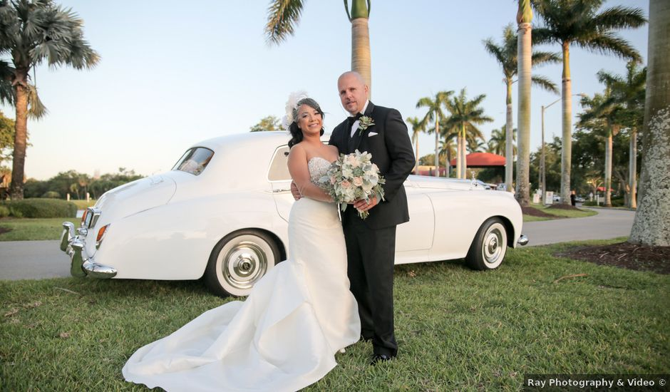 Richard and Annetys's Wedding in Fort Lauderdale, Florida