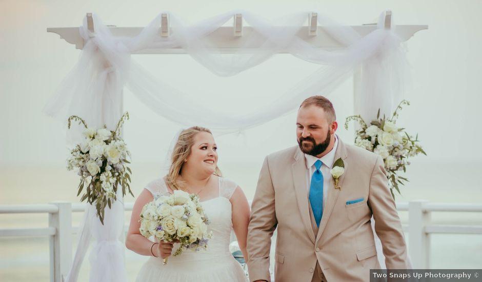 Austin and Randi's Wedding in Daytona Beach, Florida