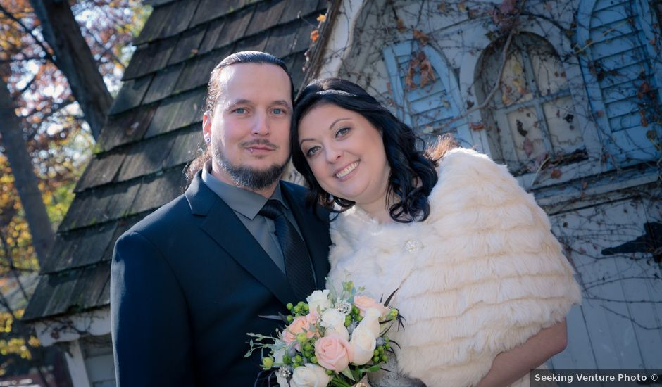 Eric and Erin's Wedding in Woodcliff Lake, New Jersey