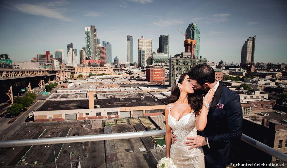 Ryan and Erin's Wedding in Long Island City, New York