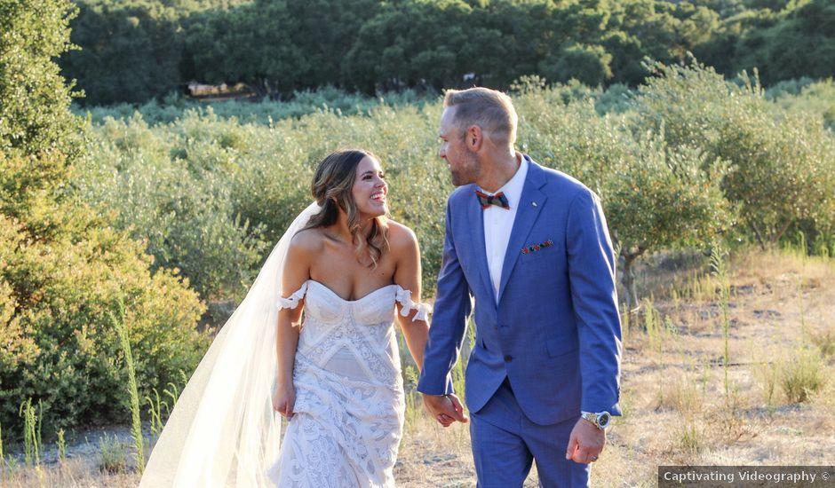 Eric and Bianka's Wedding in San Luis Obispo, California