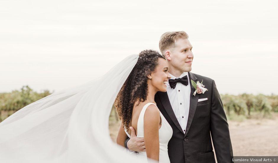 Alex and Seth's Wedding in Elk Grove, California